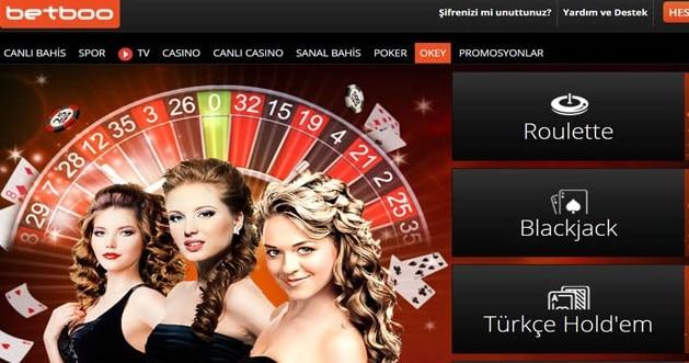 betboo casino oyunlar