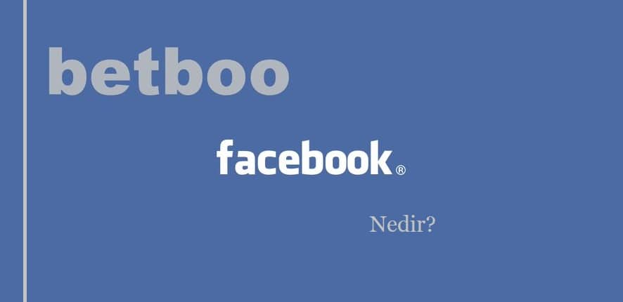 betboo facebook adresi nedir